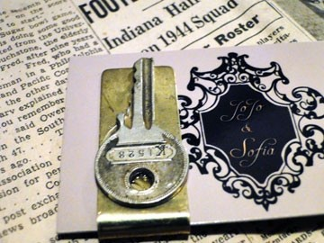 Key Money Clip