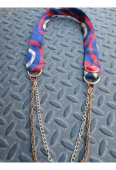 Primary Tie Necklace