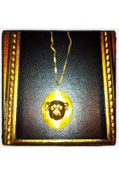 Bull Dog Locket