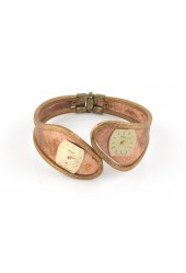 Copper Watch Dial Bracelet