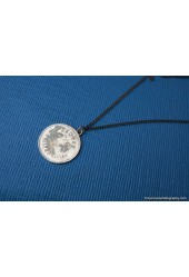 Amsterdam Brothel Token Necklace